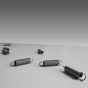 Extra-Ersatzfedern für EMBLEM Clip-Arm | 10er Pack