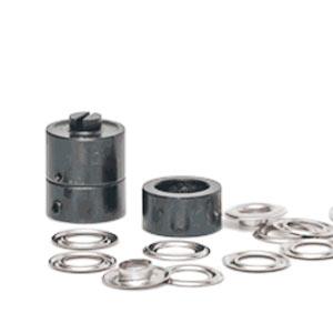Ösenaufnahmen für Metallösen für EMBLEM EASY AIRPRESS STANDARD SERIE 1 / 2 / 3