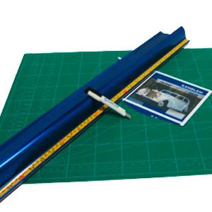 Schneidematte, Schneideunterlage, geeignet für starre und rotierende Cutter-Messer