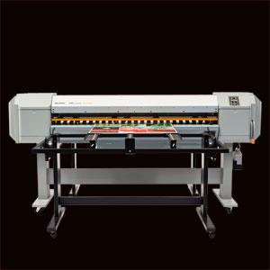 MUTOH ValueJet 1626UH LED UV Rollen- und Platten-Drucker mit weiß und Lack |64 Zoll / 1,62 m Arbeitsbreite