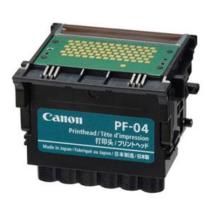 Original CANON Druckkopf | PF-04<br />für iPF650, iPF655, iPF670, iPF750, iPF755, iPF760, iPF765, iPF770, iPF830, iPF840, iPF850