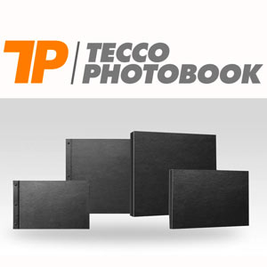TECCO PHOTOBOOK GRAN | Square<br/ >DER A&#8203;LLROUNDER 330 x 330 mm (365x330 mm)