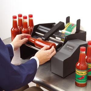 DTM Print AP360e und AP362e Etikettiermaschine Label Applikator