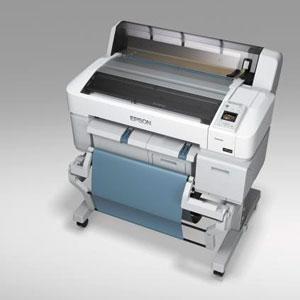 EPSON SureColor SC-T3200<br> 4-Farb Drucker bis 61 cm Breite
