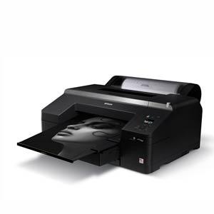 EPSON SureColor SC-P5000, professionelle 10-Farb-Drucker für Foto- Proof- und Kunstdrucke