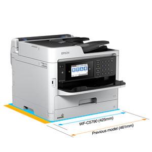 EPSON WORKFORCE PRO WF-C5790 DWF<br /> 4 in 1 Multifunktionsgerät, Ihr perfekter Drucker in Ihrem Büro