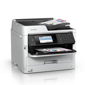 EPSON WORKFORCE PRO WF-C5710 DWF<br />4 in 1 Multifunktionsgerät, Ihr perfekter Drucker in Ihrem Büro