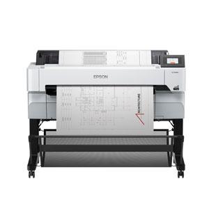 EPSON SureColor SC-T5400M <b>Großformatdruck mit integriertem Scanner</b> Druckbreite bis 91,4 cm