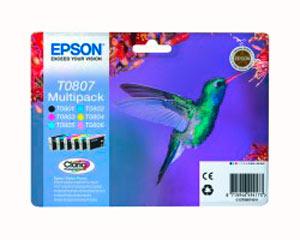 EPSON Tintenpatrone (Singlepack) Claria Photographic Ink | Kolibri Tinten