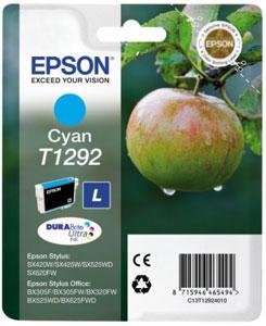EPSON Tintenpatrone CYAN (L) DURABrite Ultra Tinte   T1292