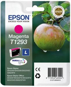 EPSON Tintenpatrone MAGENTA (L) DURABrite Ultra Tinte | T1293