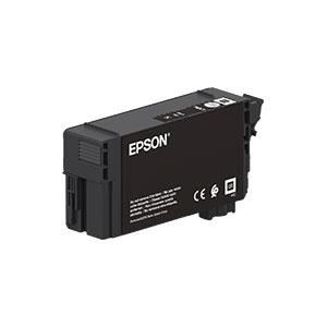 Epson T40C1 Tintenpatrone,  BLACK |50 ml<br />für SureColor SC-T3100, SC-T5100 Serie