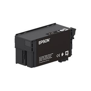 Epson T40D1 Tintenpatrone,  BLACK |80 ml<br />für SureColor SC-T3100, SC-T5100 Serie