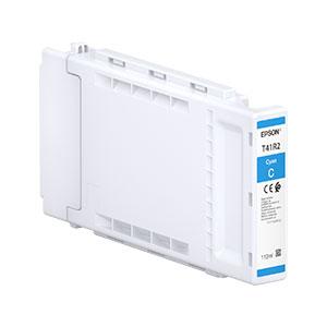 Epson T41R2 Tinte CYAN |110 ml<br />für SureColor SC-T3400, SC-T5400 Serie