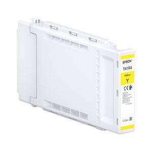 Epson T41R4 Tinte YELLOW |110 ml<br />für SureColor SC-T3400, SC-T5400 Serie