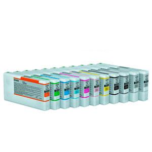 EPSON T653 Tintenpatronen für EPSON Stylus Pro 4900 | 200 ml