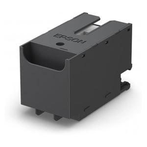 EPSON T6716 Maintenance Box, Wartungsbox, Resttintenbehälter <br>für EPSON WorkForce WF-C5710 C5790, C5210, C5290, M52xx, M57xx Serie