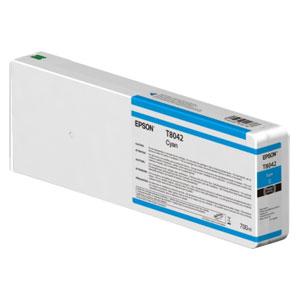 EPSON T8042 CYAN, Tinte | 700 ml<br />für Epson SureColor SC-P Serie