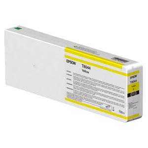 EPSON T8044 GELB, Tinte | 700 ml<br />für Epson SureColor SC-P Serie