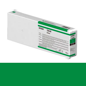 EPSON T804B GRÜN, Tinte | 700 ml<br />für Epson SureColor SC-P Serie