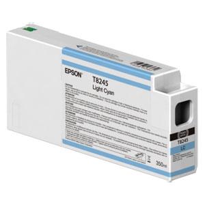 EPSON T8245 LIGHT CYAN, Tinte | 350 ml<br />für Epson SureColor SC-P Serie