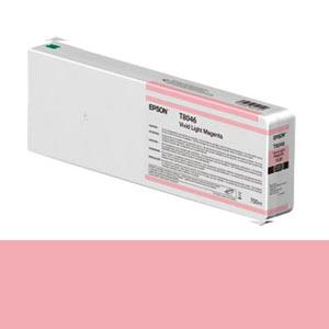 EPSON Tinte T9136 VIVID LIGHT MAGENTA, 200 ml<br />für Epson SureColor SC-P5000
