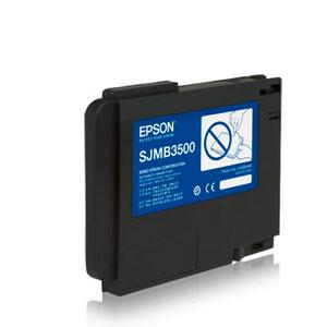 EPSON Maintenance Box, Resttintenbehälter für ColorWorks TM-C3500, SJMB3500