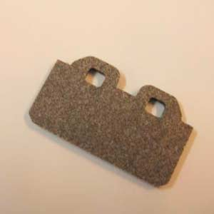Roland Wiper Head Felt, VS-640_01, Wiper, für Roland Drucker der Serie BN-20, RA-640, RE-640, VS-640, VS-540, VS-420, VS-300 | #1000006736