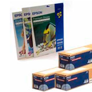 Original EPSON Premium Semigloss Photo Paper