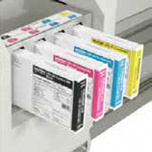 MUTOH LED UV Tinten für Mutoh ValueJet 426UF/626UF 1626UH/1638UH | 220 ml<br><b>Die UH21 Tinten ersetzten</b> die abgekündigten <b>LUH1 Tinten</b>