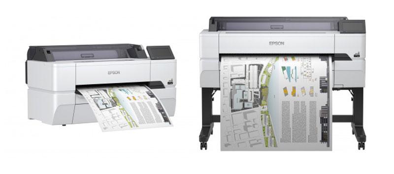 Epson SureColor SC-T3400, SC-T3400N Großformatdrucker