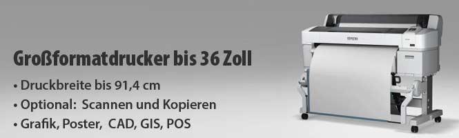 Epson Drucker mit 91,4 cm (36 Zoll) Druckbreite