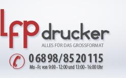 LfpDrucker Logo